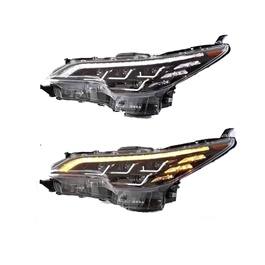 Toyota Fortuner Lexus Style Head Lamps - Model 2016-2020-SehgalMotors.Pk
