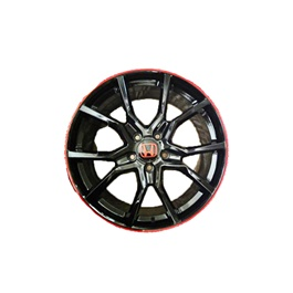 Honda Civic Premium Quality TYPE R Alloy Rim 17 Inches 4 Pieces - Model 2016-2020-SehgalMotors.Pk