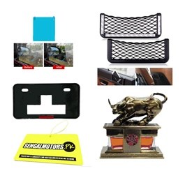 Multi Car Accessories Bundle Offer Package - 5-SehgalMotors.Pk