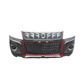 Suzuki Wagon R Front Lower Grille Matte Black MA001624 - Model 2014-2021-SehgalMotors.Pk