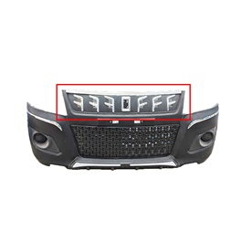 Suzuki Wagon R New Style Grille Chrome and Black  - Model 2014- 2020-SehgalMotors.Pk