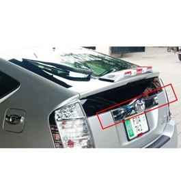 Toyota Prius Back Trunk Garnish Chrome - Model - 2016-2021	-SehgalMotors.Pk
