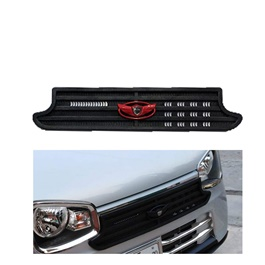 Suzuki Alto RS Style Front Grille Full Black With Red Logo - Model 2019-2021	-SehgalMotors.Pk