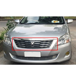Toyota Premio Front Grille Full Chrome - Model 2007-2018-SehgalMotors.Pk