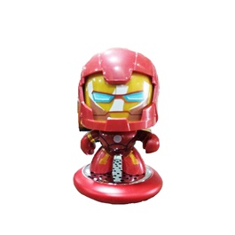 Marvel Iron Man Peter Dashboard Perfume Syle B | Car Perfume | Fragrance | Air Freshener | Best Car Perfume | Natural Scent | Soft Smell Perfume-SehgalMotors.Pk