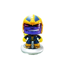 Marvel Thanos Dashboard Perfume | Car Perfume | Fragrance | Air Freshener | Best Car Perfume | Natural Scent | Soft Smell Perfume-SehgalMotors.Pk