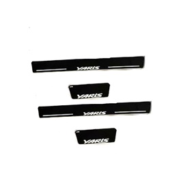 Toyota Yaris LED Sill Plates / Skuff LED panels - Model 2020-2021-SehgalMotors.Pk