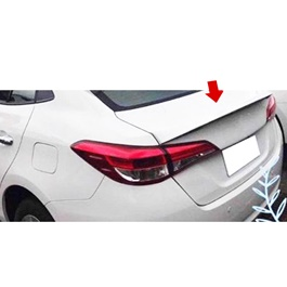 Toyota Yaris New Style Trunk Spoiler Unpainted Version 2 - Model 2020-2021-SehgalMotors.Pk