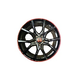 Honda Civic Premium Quality TYPE R Alloy Rim 16 Inches 4 Pieces - Model 2016-2020-SehgalMotors.Pk