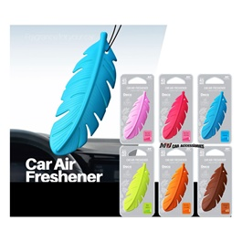 Deco Leaf Series Air Freshener Car Perfume Air Fragrance - Multi-SehgalMotors.Pk