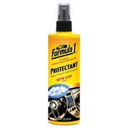 Formula 1 Protectant New Car Fragrance | Dashboard Cleaner | Car Cleaning Product | Protect Interior | Car Care | For Interior Shining-SehgalMotors.Pk