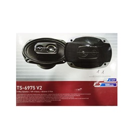Pion TS-6975V2 Champion Series 3 Way Speaker 500W-SehgalMotors.Pk