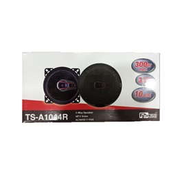Pion TS-A1044R 10CM 3 Way Speaker 300W-SehgalMotors.Pk