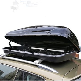 Universal Roof Luggage Utility Safe Box Large - Black | Travel Box Carrier | Toyota Revo Rocco Vigo Prado Fortuner BRV | Black or White | Roof Utility Box Storage Box Luxury Tool kit Box | 4x4 Accessories Pickup accessories Lounger Rack Cargo Meedo Box Style-SehgalMotors.Pk