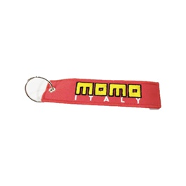 Momo Fabric Keychain / Key Ring - Multi  | Key Chain Ring For Keys | New Fashion Creative Novelty Gift Keychains-SehgalMotors.Pk