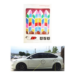 Leaf Style Flag Door Guards Protectors | Door Protection | Door Guards-SehgalMotors.Pk