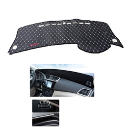 Honda City 7d Dashboard Mat For Protection and Heat Resistance - Model 2008-2021-SehgalMotors.Pk