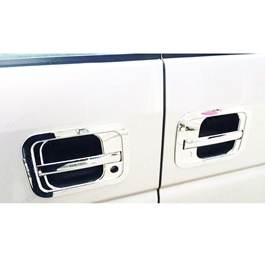 Suzuki Every Chrome Door Handle Cover Version 1  - Model 2005-2018-SehgalMotors.Pk