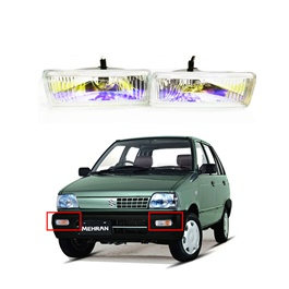 Suzuki Mehran New Style Rainbow Light - Model 2012-2019-SehgalMotors.Pk