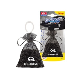 Dr Marcus Hanging Bag Fresh Air Freshener Car Perfume Fragrance - Black-SehgalMotors.Pk