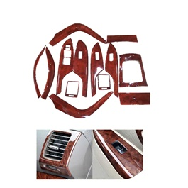 Toyota Corolla GLI Wood Style Interior - Model 2008-2012-SehgalMotors.Pk
