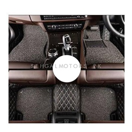 KIA Picanto 9D Custom Floor Mat Black - Model 2019-2020