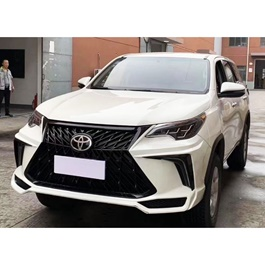 Toyota Fortuner Lexus Style Body Kit / Bodykit Version 4 - Model 2016-2020-SehgalMotors.Pk