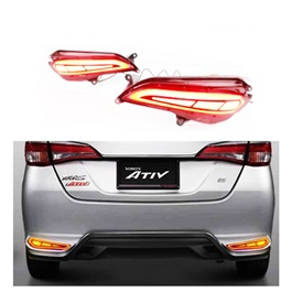 Toyota Yaris Rear Bumper Brake Lamp / Brake Light V3 - Model 2020-2021-SehgalMotors.Pk