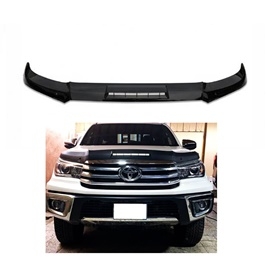 Toyota Hilux Revo / Rocco Front Hood Protector - Model 2016-2021