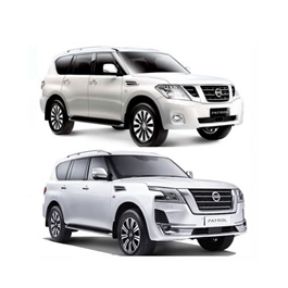 Nissan Patrol Conversion / Upgrade to 2020 Model | Uplift New Model Shape