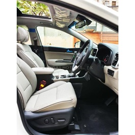 MG HS Leather Type Rexine Seat Covers Beige | Seat Covers | Universal Seat Covers | Leather Type Seat Covers-SehgalMotors.Pk