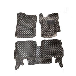 Suzuki Wagon R 7D Floor Mat Black - Model 2014-2018-SehgalMotors.Pk