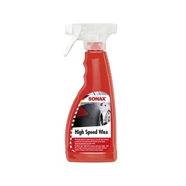 Sonax High Speed Wax - 500 ML | Shining Look Spray Wax | Polishing Wax | Polish For Car Body | Car Polish | Car Care Product