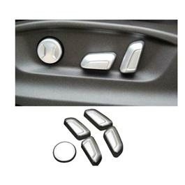 Hyundai Tucson Seat Control Buttons Chrome Trims - Model 2020-2021-SehgalMotors.Pk