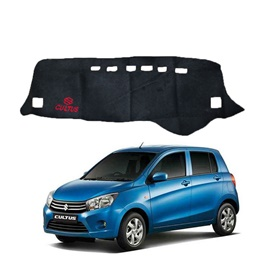 Suzuki Cultus Dashboard Carpet For Protection and Heat Resistance Black New Model - Model - 2017 -2021-SehgalMotors.Pk