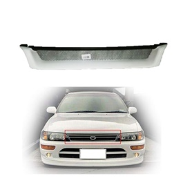 Toyota Corolla Indus GT Mesh Grille Black and White - Model 1995-2002-SehgalMotors.Pk
