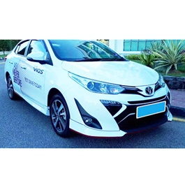Toyota Yaris New Style ABS Plastic Body Kit - Model 2020-2021-SehgalMotors.Pk