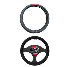 Toyota Corolla Special Steering Cover With Logo | Long Life | Best Steering Cover -SehgalMotors.Pk