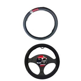 Honda Special Steering Cover With Logo | Long Life | Best Steering Cover -SehgalMotors.Pk