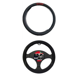 Suzuki Special Steering Cover With Logo | Long Life | Best Steering Cover -SehgalMotors.Pk