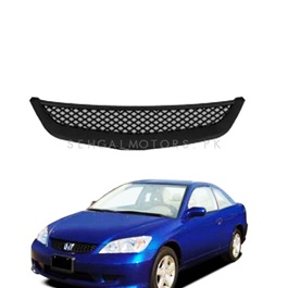 Honda Civic Mesh Grille - Model 2001-2004-SehgalMotors.Pk