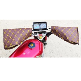 Bike Handle 7D Covers For Winters - Pair | Handle Covers | Winters | Best Bike Handle Covers-SehgalMotors.Pk