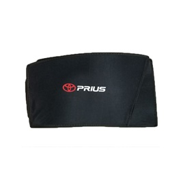 Toyota Prius Side Sunshade / Sun Shades with Logo - Model 2016-2018-SehgalMotors.Pk