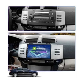 Toyota Mark X Multimedia System Android Panel IPS Display - Model 2009-2019-SehgalMotors.Pk