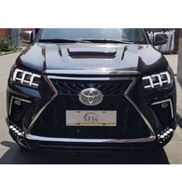 Toyota Hilux Revo Trd Lexus Style Headlights / Head Lamps Version 1 - Model 2016-2021-SehgalMotors.Pk