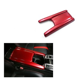 Honda Civic Armrest Red Trims - Model 2016-2021 ( 100303204 )-SehgalMotors.Pk