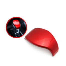 Honda Civic Red Metal Gear Head Cover - Model 2016-2021 (100302819)-SehgalMotors.Pk