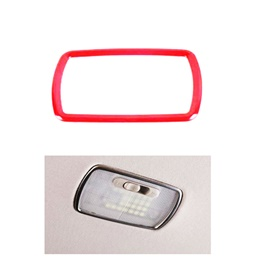 Honda Civic Front Reading Light Trim Red - Model 2016-2021 (100302804)-SehgalMotors.Pk