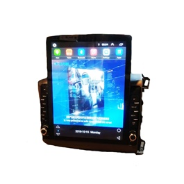 Honda Civic LCD Multimedia System Android Tesla Style - Model 2012-2016
