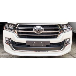 Toyota Land Cruiser Modellista Body Kit Version 2- Model 2015-2021